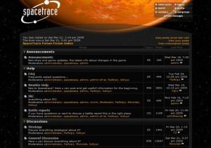 Website-Typen: Ein Internetforum