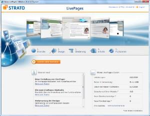 7 Möglichkeiten eine Homepage zu erstellen: Der Homapage-Baukasten von Strato