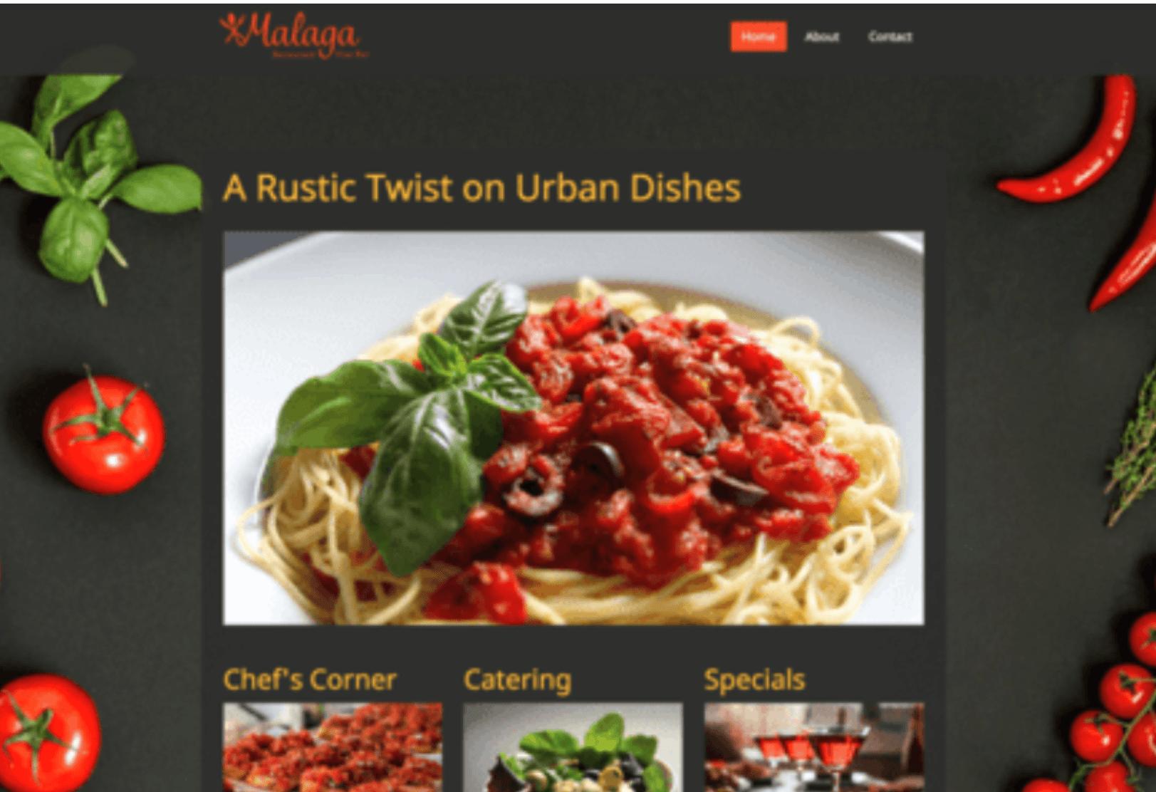 Kostenlose Website erstellen - Beispiel 5