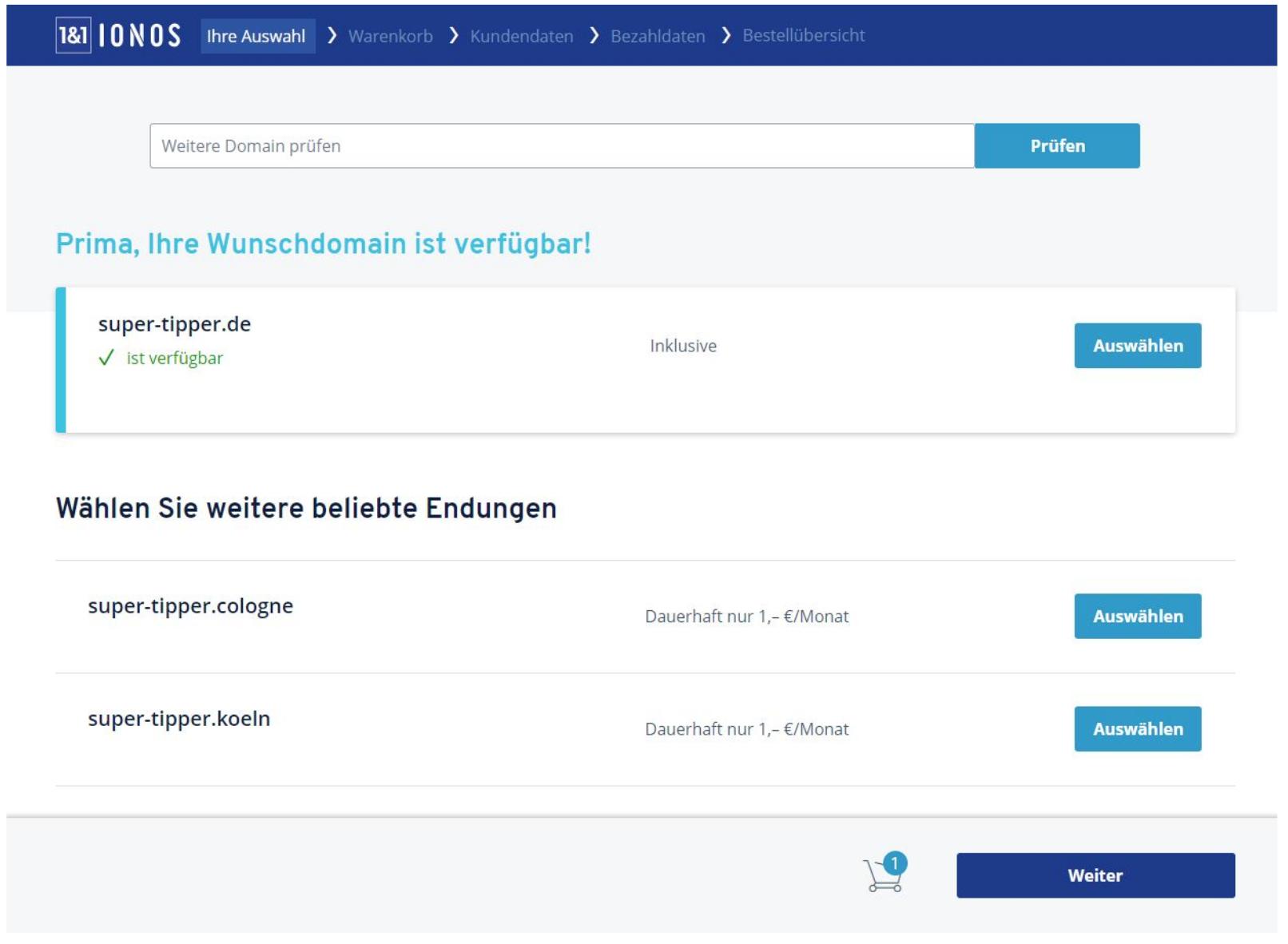 Homepage Baukasten Im Test Anbieter Vergleich 022019