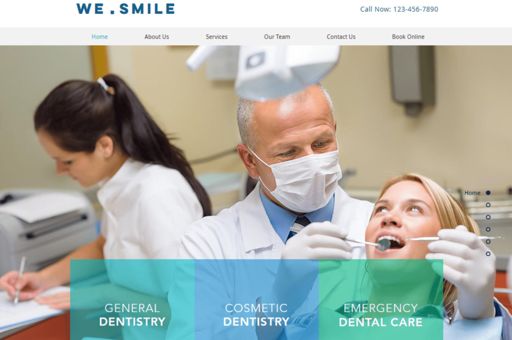 Professionelle Website erstellen - Beispiel 8