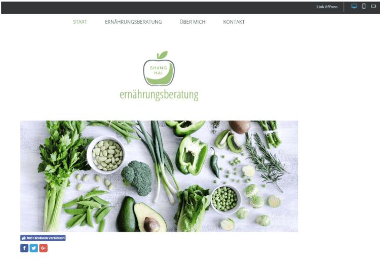 Professionelle Website erstellen mit Jimdo - Anleitung Schritt 6