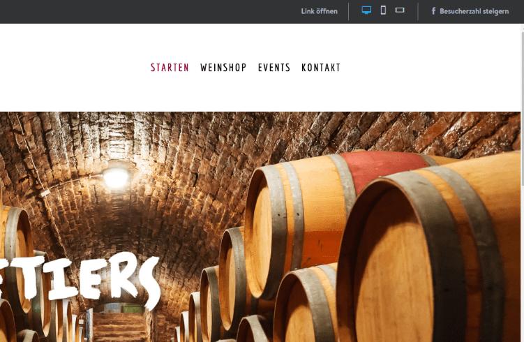 Website mit Online-Shop erstellen Jimdo Schritt 9: Shop testen